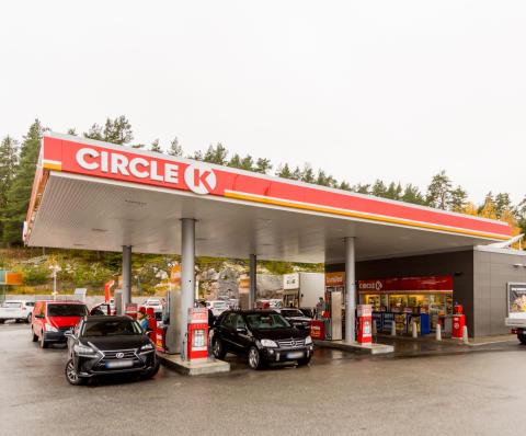 Circle K station