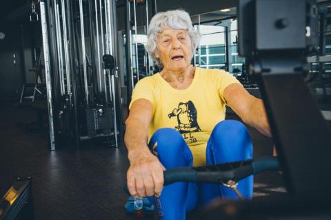 Träningshelg för seniorer