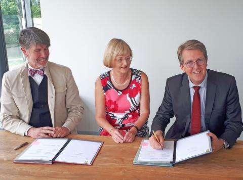 Stromnetz Traunreut GmbH & Co. KG vor Gründung