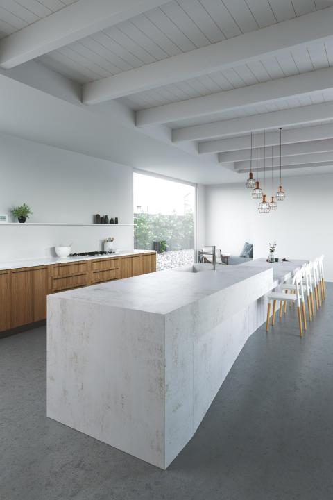 Dekton Kitchen - Nilium