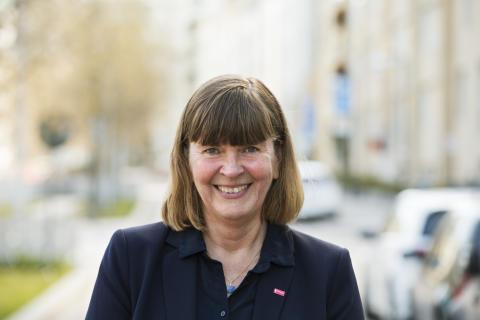Karin Goddard, HR-chef Riksbyggen