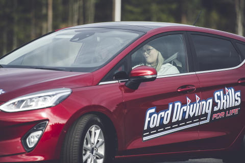 Ford Driving Skills For Life 2017 (37)