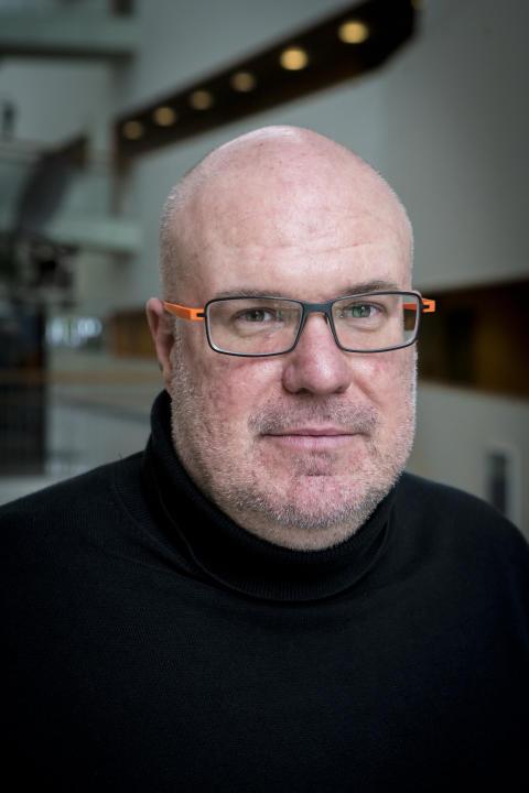 Ivan Mijakovic, professor vid Biologi och bioteknik, Chalmers