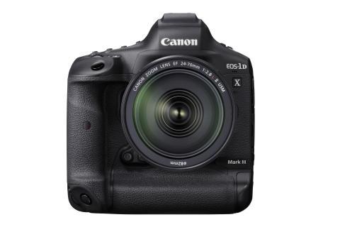 Canon EOS-1D X Mark III BK FRT