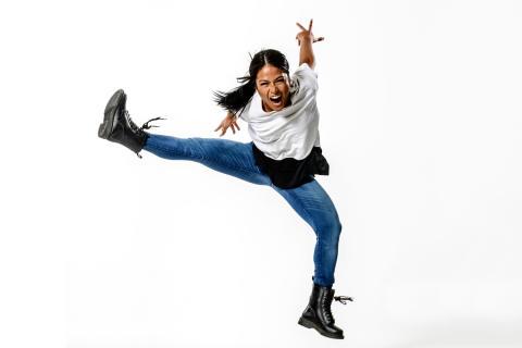 SKAPA DANS koreografitävling 2018