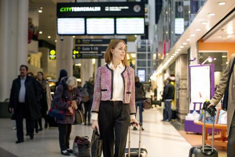 Tag smartphonen med på rejsen