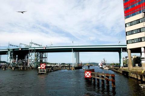 Fem förslag till nya Hisingsbron - Tyréns är med och tävlar