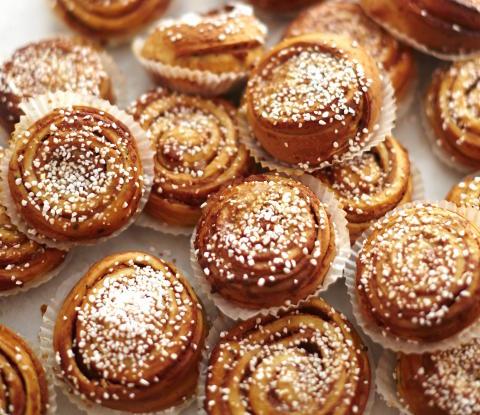 CloseUp PR promote Swedish Cinnamon Bun Day in the UK