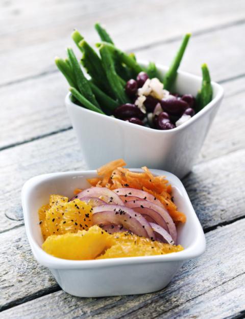 Var fysisk med maten – och minska matsvinnet