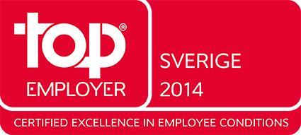 Tata Consultancy Services får HR-utmärkelse i Sverige