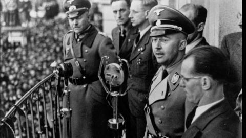 Hitler Was My Neighbour