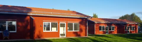 Bergs Hyreshus AB visar nybyggda lägenheter i Hackås 2017-09-19: inbjudan till media