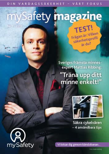 mySafety magazine #1 2013