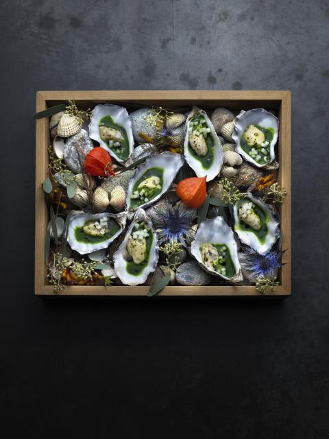 Guillardeau oysters UNN