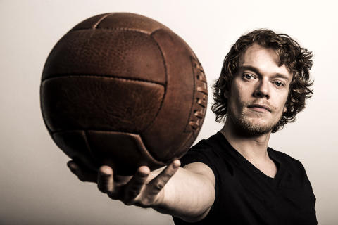 Football: A Brief History by Alfie Allen