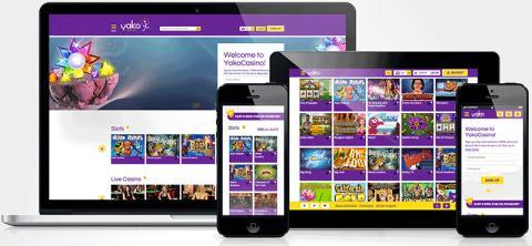 Yako blir månadens första nya casino