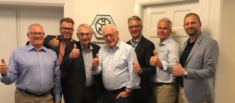MRF höjer prognosen för nyförsäljning av tunga lastbilar