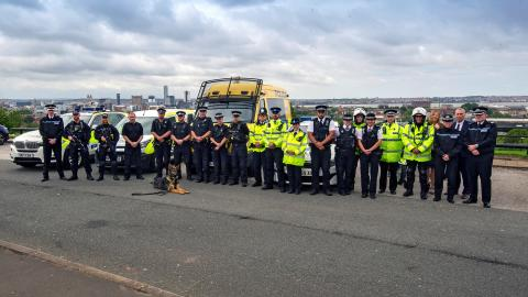 Over 50 people arrested and 45 knives recovered in first seven days of Operation Target