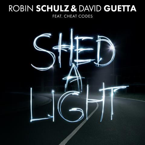 """David Guetta och Robin Schulz släpper """"Shed A Light"""" ft. Cheat Codes"""