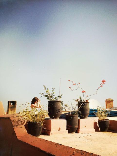 Marrakech Garden Yoga