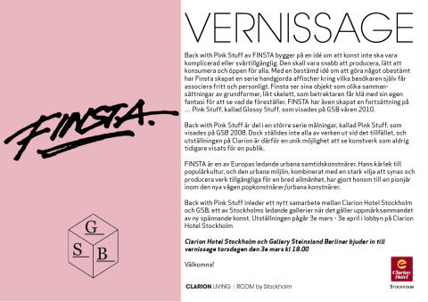 Vernissage - FINSTA