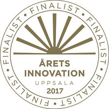 Två UIC-företagare finalister i Årets innovation
