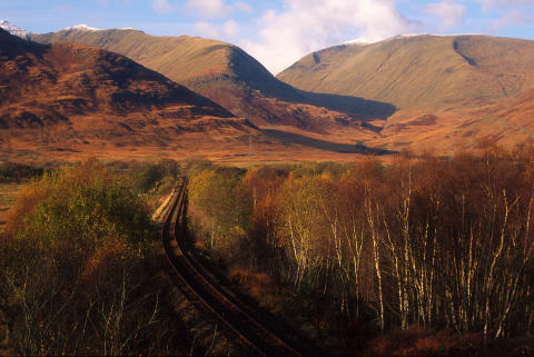 Scotland by train….. What an adventure!