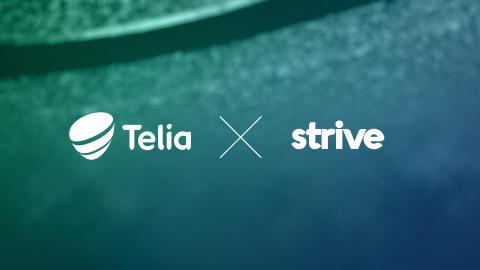 Strive Sport TV utökar distributionen med Telia i Sverige