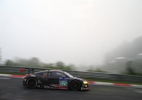 Audi R8 LMS 2 Edward Sandström 24h Nürburgring
