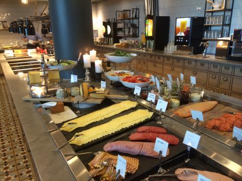 Scandic Kristiansand Bystranda serverer Vest-Agders beste frokost
