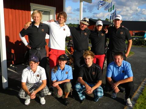 Junior SM i golf helgen den 18-19 augusti på Nyköpings Golfklubb