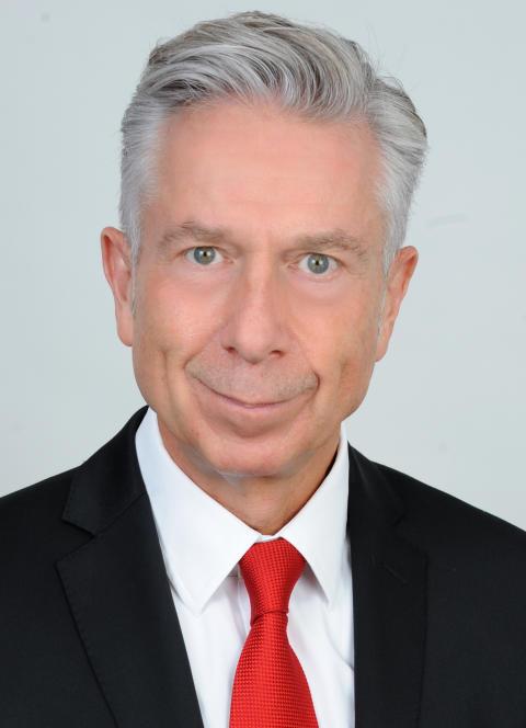 Vorstandsmitglied Dr. Volker Gärtner