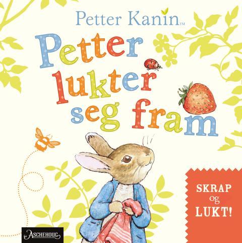 Omslag Petter kanin