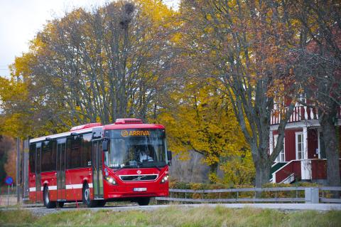 Förslag från resenärer ger utökad trafik till Rosersberg