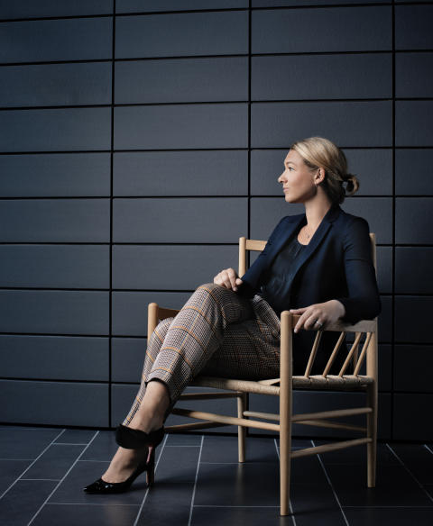 Monika Juul Henriksen, Visma Enterprise