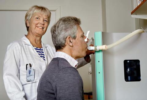 PExA har 5 abstracts godkända inför världens största lungkongress