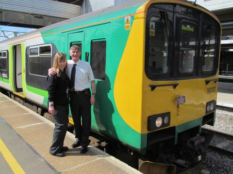 London Midland driver retires after 50 years in the rail industry