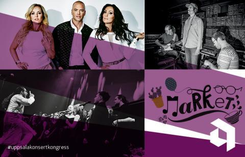Gospel, kraut, disco, dansgolv för kidsen och årets första Market – 26-27/2