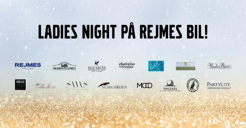 Ladies Night på Rejmes i Halmstad