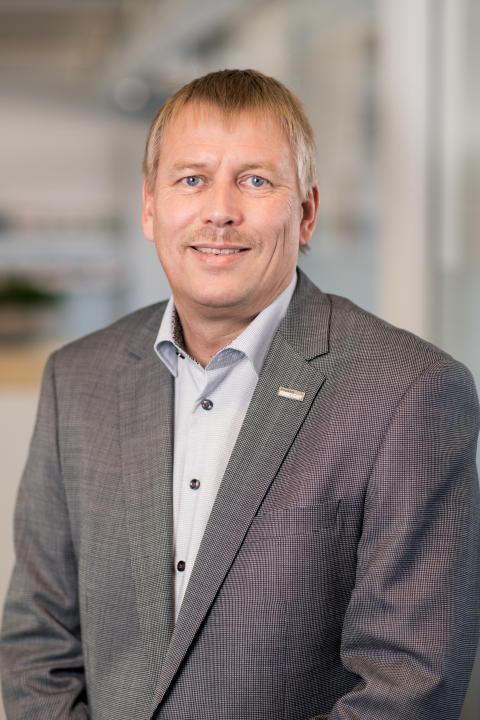 Ole Lund Jensen, næstformand for FTF-A