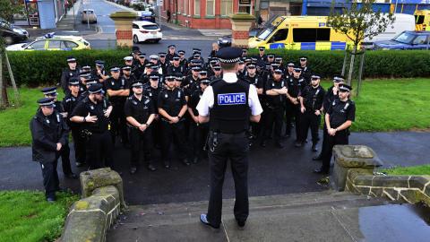 Arrests and drug seizures during day of action in Sefton