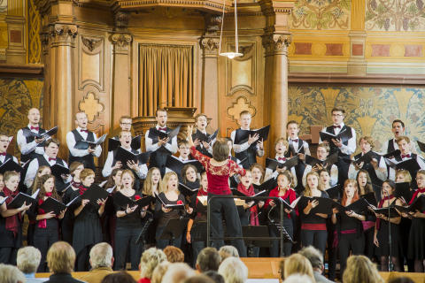 Chor in der Kirche © RTG, Duschner (2)