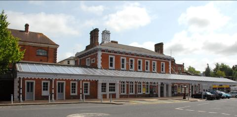 A call to artists - commission for Tunbridge Wells station