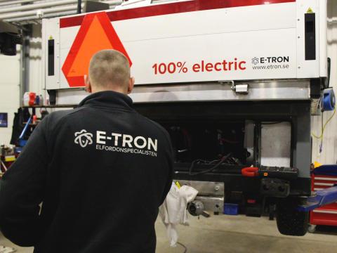 Verkstad E-TRON AB 2