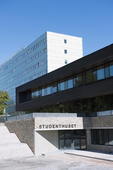 Universitetet utmanar lokalbristen med ny fastighetsavdelning