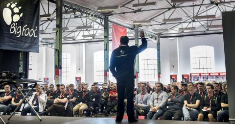 Polering i världsklass på lyckat BigFoot Seminar