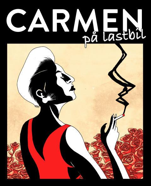 Carmen på Törnrosen