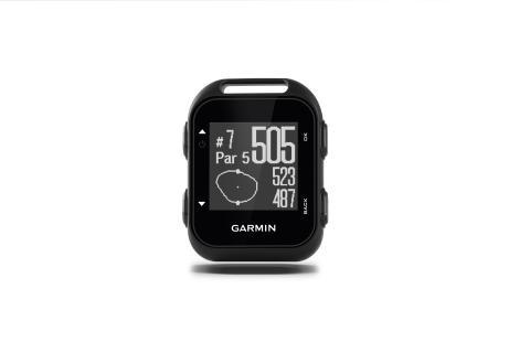 Garmin Approach G10 - kompakt golf-GPS med festeklemme