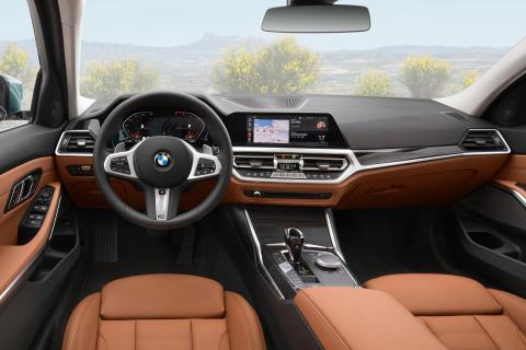 Nye BMW 3-serie Touring