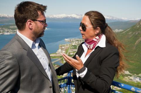Kongress-Destination Nr. 1 im Norden: Tromsø